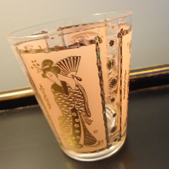 Chinese Decoprative Glass - Glassware