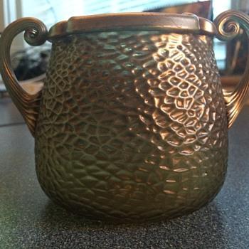 Loetz or Kralik vase? - Art Nouveau