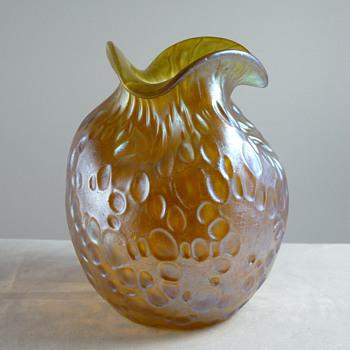 Loetz Candia Silberiris Diaspora, ca. 1901 - Art Glass