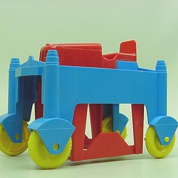 Lumber Loader  - Model Cars