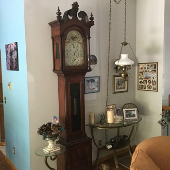 Grandfather Clock  - Clocks