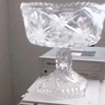 candy dish - Glassware