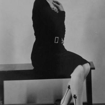 "Nancy Carroll Of ""Abie's Irish Rose"" Original Photo With ""Wild Irish Hose"" 1928"