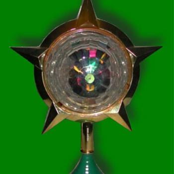 "Bradford ""Celestial Lights"" Christmas Tree Topper - Christmas"