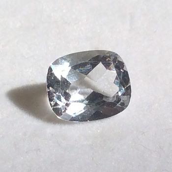 Clear cut stone