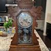 Ansonia Mantle Alarm Clock - Fresno