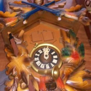 My Girlfriends Cuckoo Clock