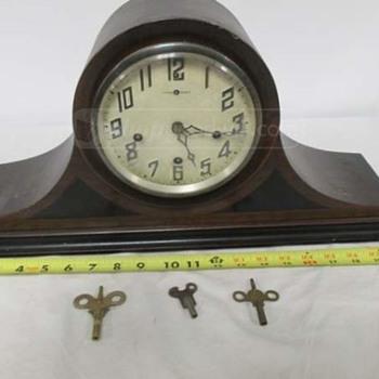 New Haven Clock Co/USA; Dec. 25, 1923 - Clocks