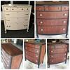 Antique Dresser Restyle