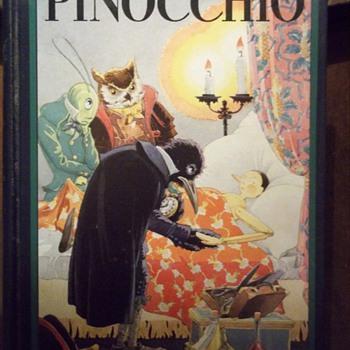 Pinocchio 1932