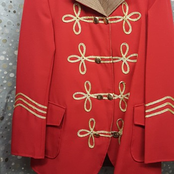Vintage Circus Costume Collection - Mens Clothing