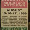 Mystery Woodstock Poster