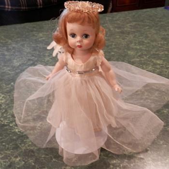 My favorite Madame Alexader Quiz-kins doll
