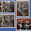 I'm looking for information on an African wooden statue