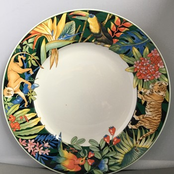Vintage plate  - China and Dinnerware