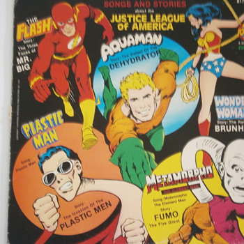 Justice League of America - Records