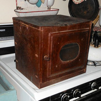 Vintage Stove Top Oven or Pie Warmer - Kitchen