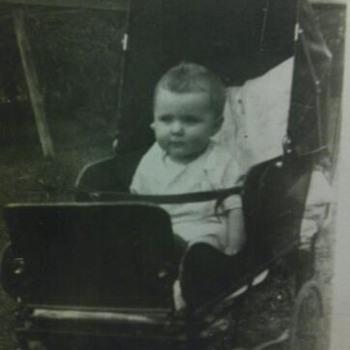 Sweet baby grandma:) - Photographs