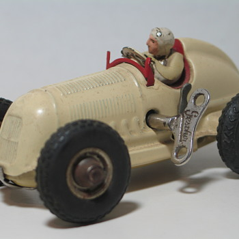 Gescha Racing Car - Toys