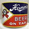For Pre1950Brew....1930s Hamm's Beer Corner Porcelain