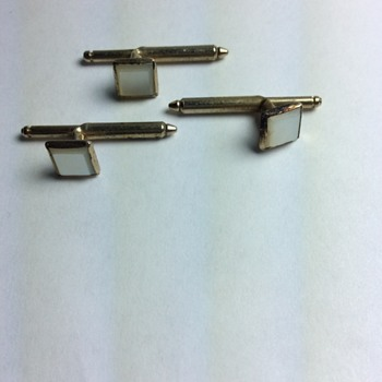 Some type of cufflink or buttonhole decoration? - Accessories