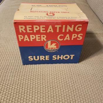 Gotta have caps! - Toys