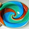 Swirle Murano Bowl,Circa 1950-60