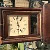 Gilbert 1871 mantle clock restored