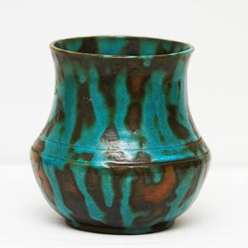 Rye Pottery Vase (England), ca. 1930  - Pottery