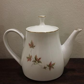 Royal Ceramics Vintage Teapot - China and Dinnerware