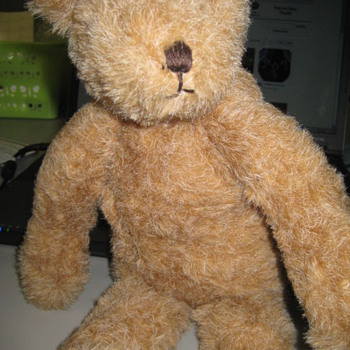 Help With Stuffed Bear - Animals