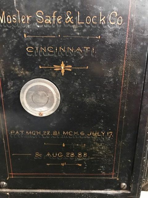A R Clark Safe 1883   Collectors Weekly