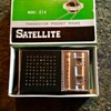 Satellite pocket transistor radio, early 1960s.