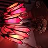 Garage Sale Lotus Lamp