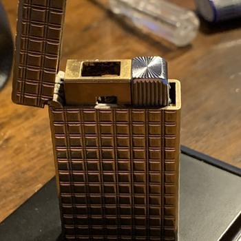 Myon Vintage Lighter Paris French Made - Tobacciana