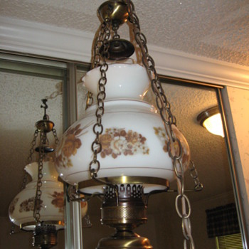 Vintage Swag Lamps - Lamps