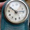 Japanese Desk Clock - awesome garage sale find