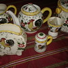Rooster and Roses Kitchen Ware