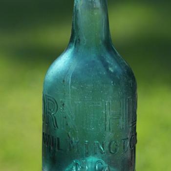 *****Old pontiled soda bottle*****