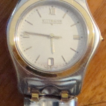 Very Unique Wittnauer - Wristwatches