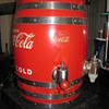 Coca-Cola Dispenser Barrel