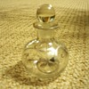 Early 2oth century perfume bottle