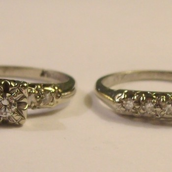 Antique and Vintage Engagement Rings Collectors Weekly