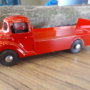 1950's Londontoys Coca Cola wind- up truck - Coca-Cola