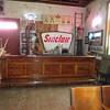 Antique Bar, Copper Top...