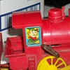 WIND-UP  STATIONEARY TRAIN