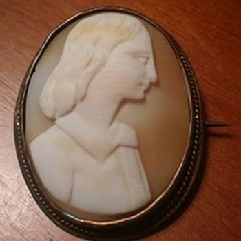 Antique Cameo - Mystery Piece - Fine Jewelry