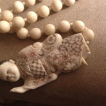 ivory necklace - Fine Jewelry