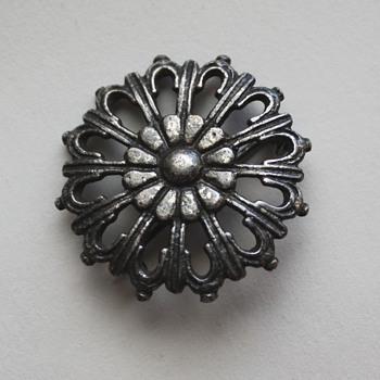 1930s  brooch - Costume Jewelry