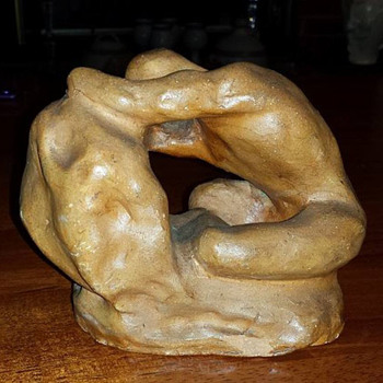 Male Sculpture  - Fine Art
